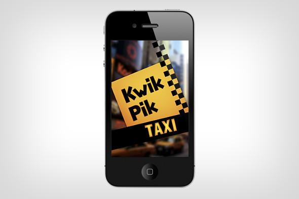 Поймать такси теперь можно через смартфон. Изображение № 6.