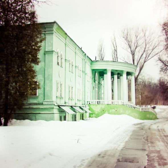 В зоне риска: Зелёный театр на ВВЦ. Изображение № 1.