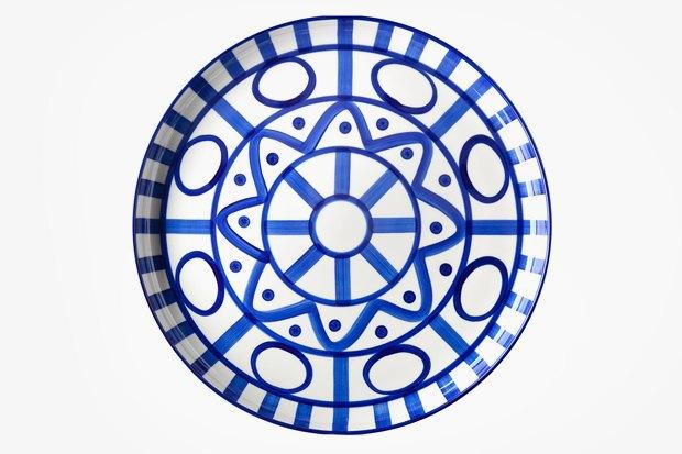 Тарелка обеденная «Арабески», Lenox Dansk, 1 020 р.. Изображение № 22.
