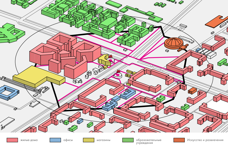 Big Bang Data: Как студент «Стрелки» доказал, что Москва — всё ещё феодальный город. Изображение № 10.