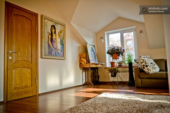В Киеве появился международный сервис посуточной аренды жилья Airbnb. Зображення № 15.