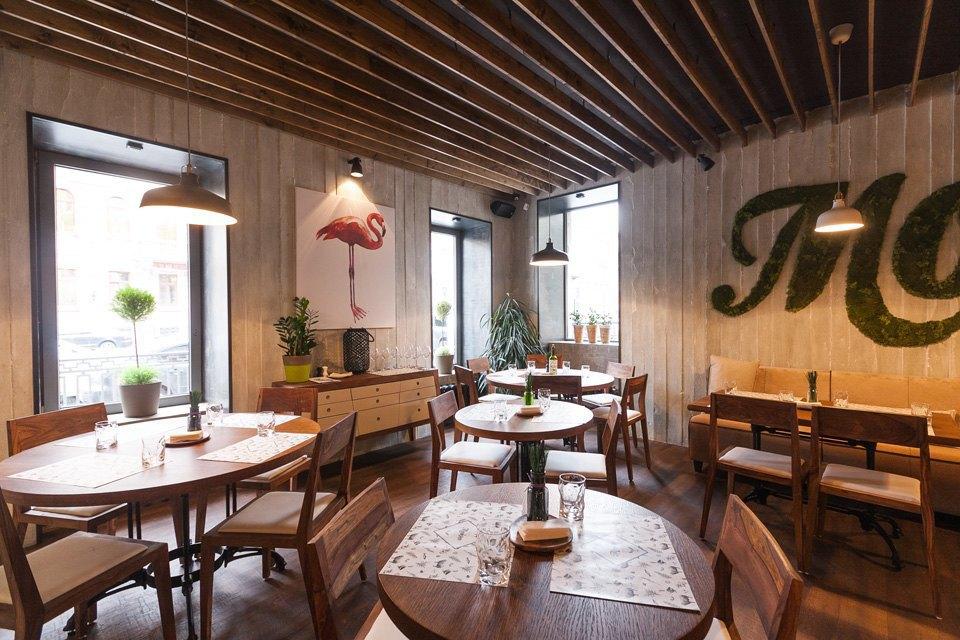 Ресторан «Можно» на Марата . Изображение № 3.