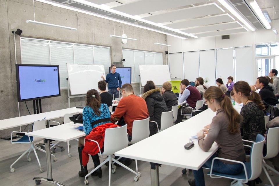 «Гиперкуб», первое здание инновационного центра «Сколково». Изображение № 23.