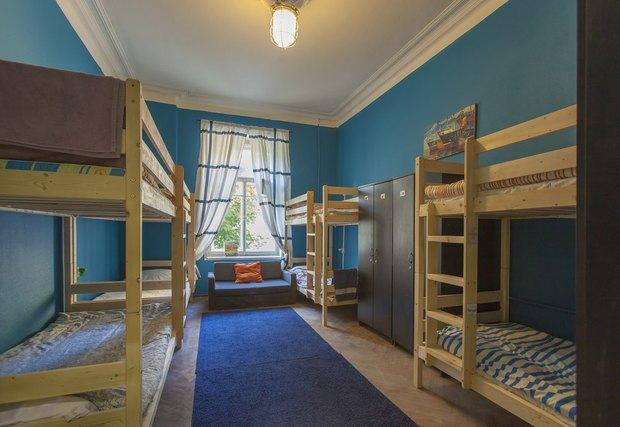 Создатели Hello Hostel открыли хостел вКовенском переулке. Изображение № 4.