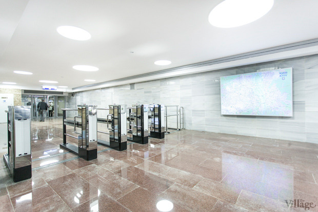 Фоторепортаж: В Киеве открыли новую станцию метро. Зображення № 5.