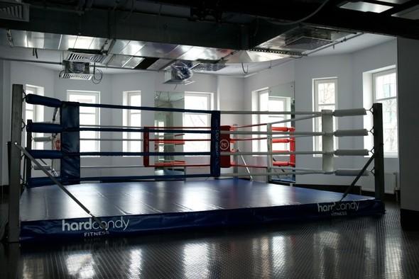 Мадонна открыла в Москве фитнес-клуб. Изображение № 1.