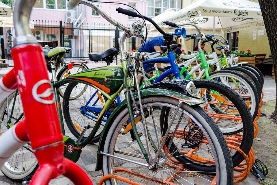 Сделано в Киеве: Велопрокат GreenGo Bike. Изображение № 7.