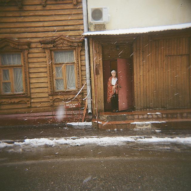 Камера наблюдения: Москва глазами Варвары Лозенко. Изображение №12.