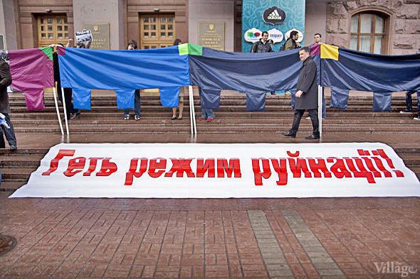 Пусто не бывает: Что киевляне хотят видеть на месте снесённых домов на Андреевском спуске. Зображення № 11.