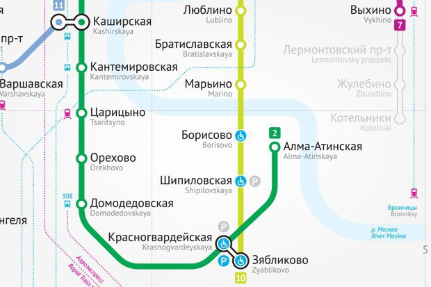 Карты на стол: Голосование за новую схему московского метро. Изображение № 13.