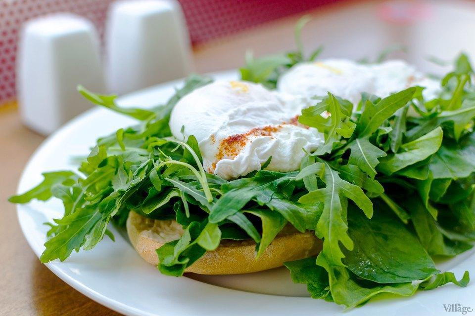 Завтрак «Аделаида» — 49 грн.. Изображение № 14.