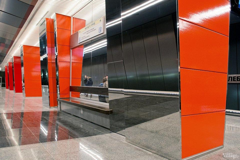 Фото дня: Новые станции метро «Лермонтовский проспект» и «Жулебино». Изображение № 3.