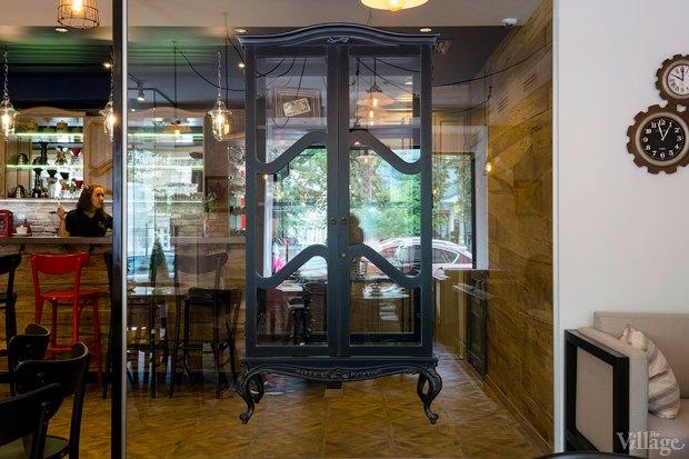Новое место (Киев): Кофейня London. Зображення № 12.