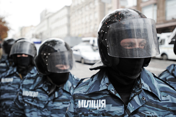Copwatch: Действия милиции на Крещатике в день оглашения приговора Юлии Тимошенко. Зображення № 12.