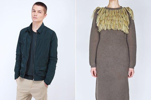 Куртка JNBY за 7630 рублей со скидкой 30 % и платье Minimarket за 5000 рублей со скидкой 60 %. Изображение № 17.