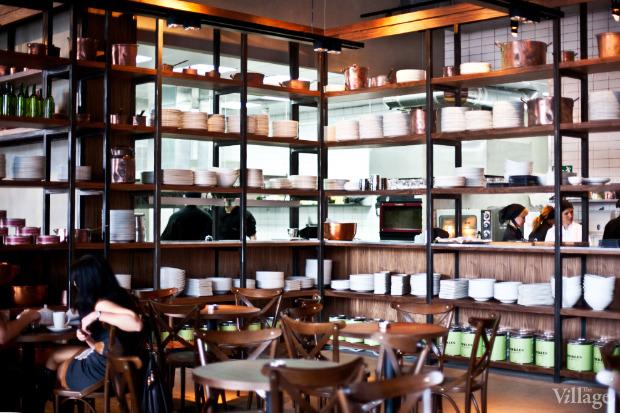 Любимое место: Анзор Канкулов о ресторане Black Market. Изображение № 5.