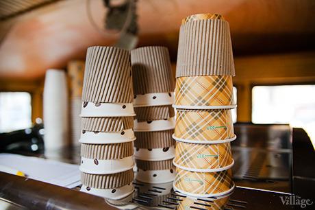 В «Киевском трамвайчике» теперь варят кофе. Зображення № 5.