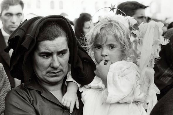 Итальянский неореализм в Москве. Изображение № 9.