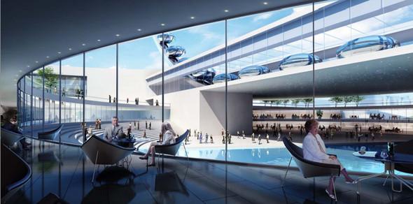 В Москве хотят построить самое высокое в мире колесо обозрения. Изображение № 3.