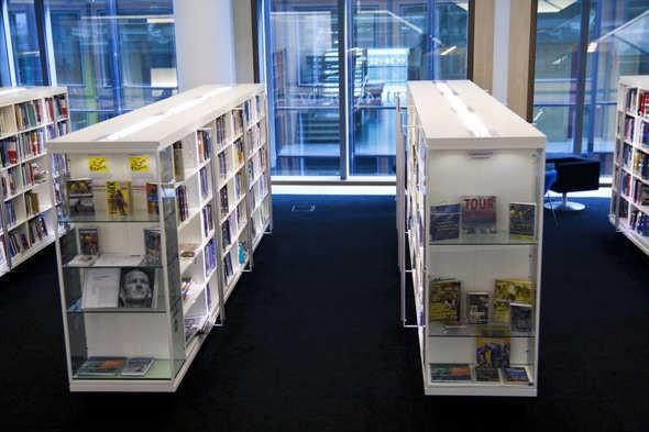 Центральная библиотека. Изображение № 16.
