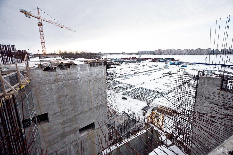 Фоторепортаж: Стадион «Зенит-Арена» изнутри. Изображение № 13.