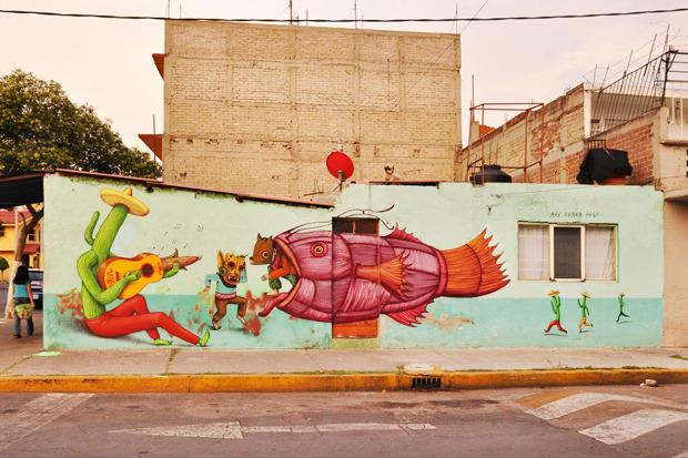 Мехико, Мексика. Изображение № 34.