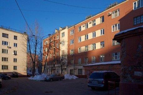 Местные жители отстояли конструктивистский «Будёновский посёлок». Изображение № 1.