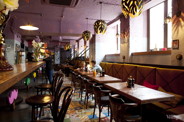 Новое место: Barry Bar. Изображение № 7.