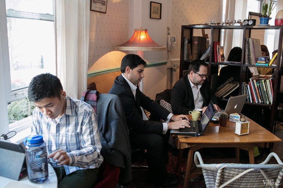 Посетители лондонского «Циферблата» . Изображение № 1.