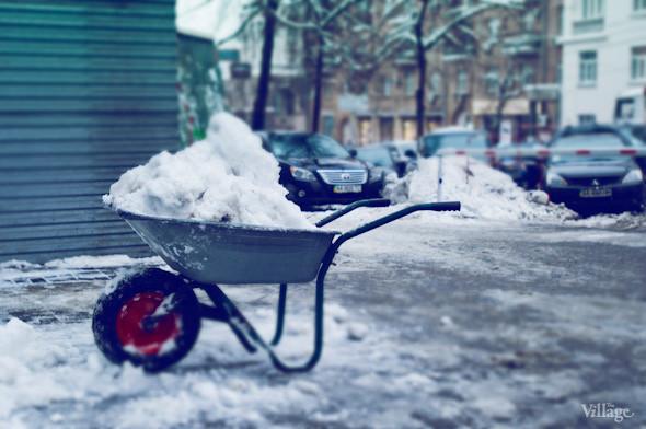 Белым по серому: Итоги снежного января в Киеве. Зображення № 14.