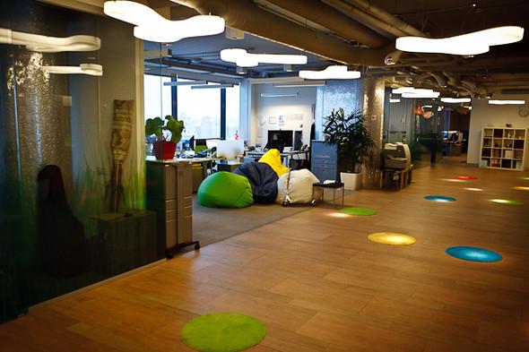 Офис недели: Google (Петербург). Изображение № 7.