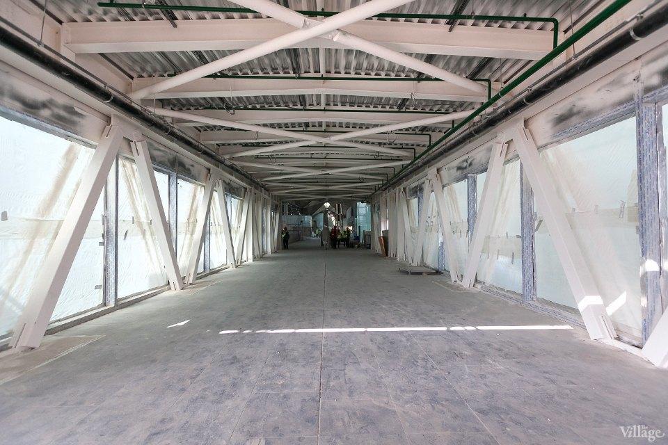 Фоторепортаж: Новый аэропорт изнутри. Изображение № 22.