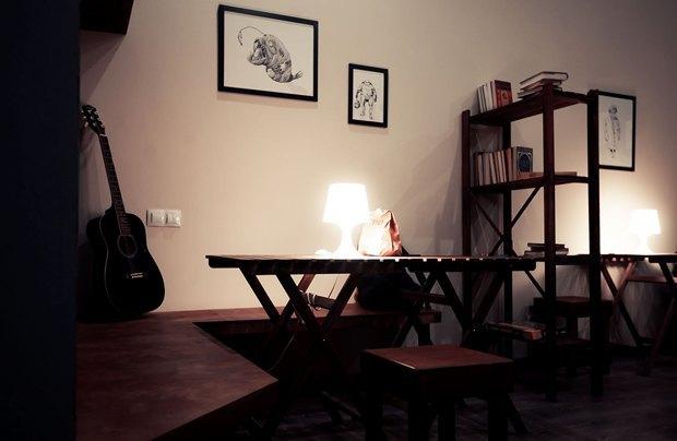 Кофейня Impress переехала вКовенский переулок. Изображение № 5.