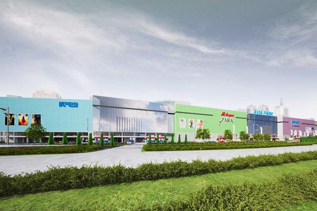 Торговые центры Москвы: 23 новых проекта. Изображение № 5.