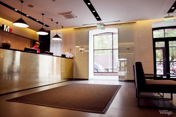 На «Даниловской мануфактуре» открылся лофт-отель. Изображение № 8.