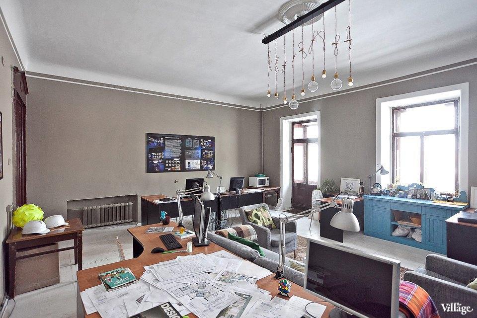 Офис недели (Петербург): Студия дизайна братьев Жилиных. Изображение № 29.