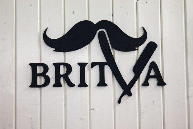 На «Московской» заработала мужская парикмахерская Britva. Изображение № 6.
