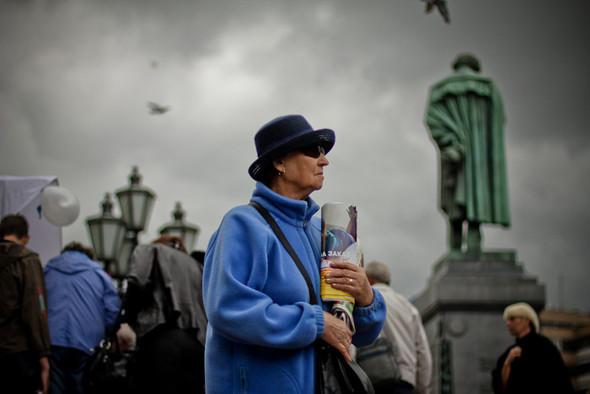 Универсальное поздравление: День города на московских улицах. Изображение № 22.
