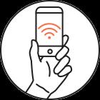 Насколько популярен Wi-Fi вметро. Изображение № 1.