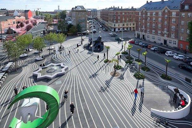 Главный архитектор Копенгагена о том, как поднять настроение горожанам. Изображение № 36.