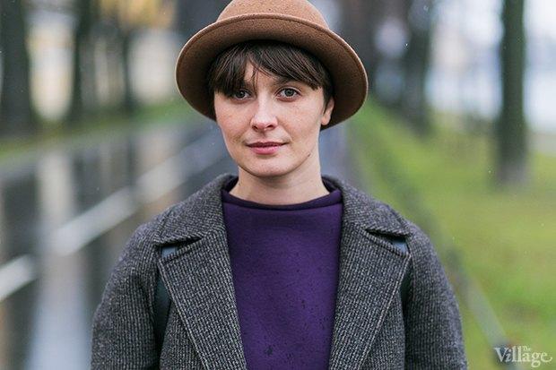 Внешний вид (Петербург): Оксана Девочкина, графический дизайнер. Изображение № 7.