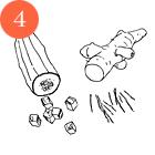 Рецепты шефов: Окрошка встиле Nobu. Изображение № 7.