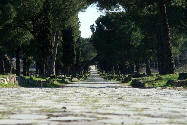 10мест вРиме, куда ходят сами римляне. Изображение № 18.