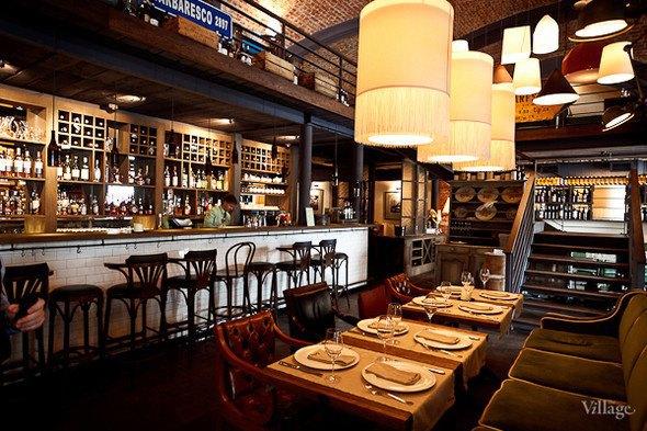 Ресторан Barbaresco. Изображение № 2.