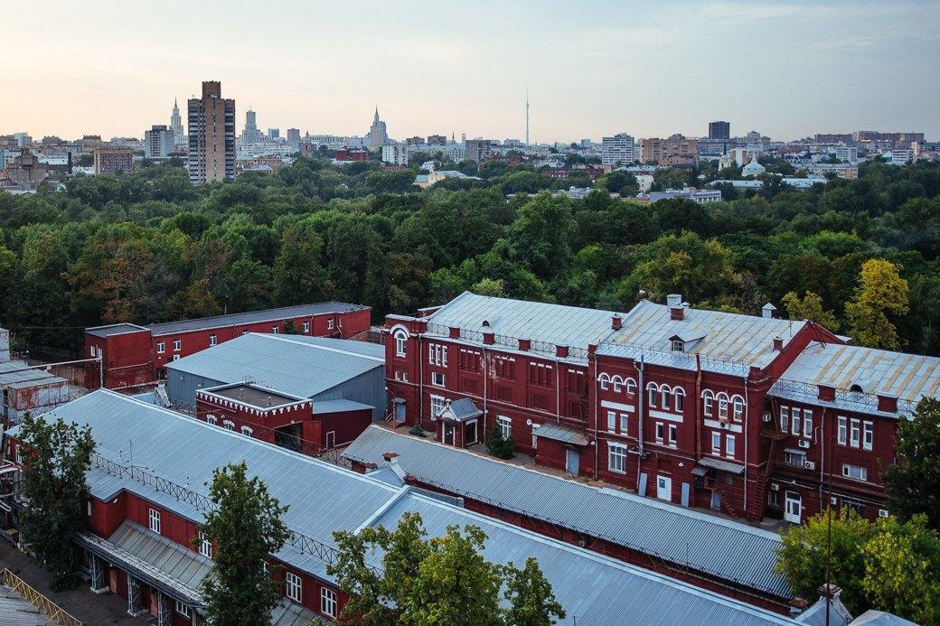 Город в городе: Как в Москве создают креативный кластер «Кристалл» . Изображение № 7.