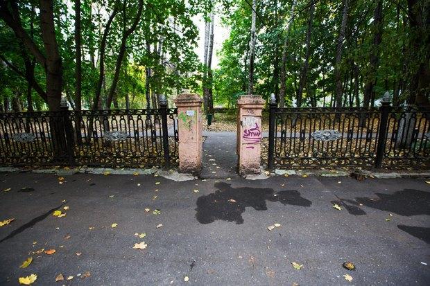 Чего хочет Москва: Четыре районных парка. Изображение № 25.