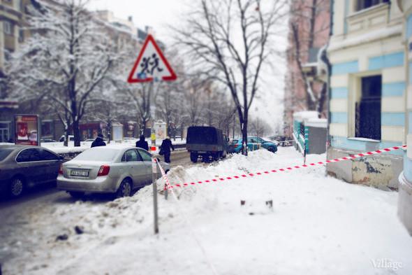 Белым по серому: Итоги снежного января в Киеве. Зображення № 22.
