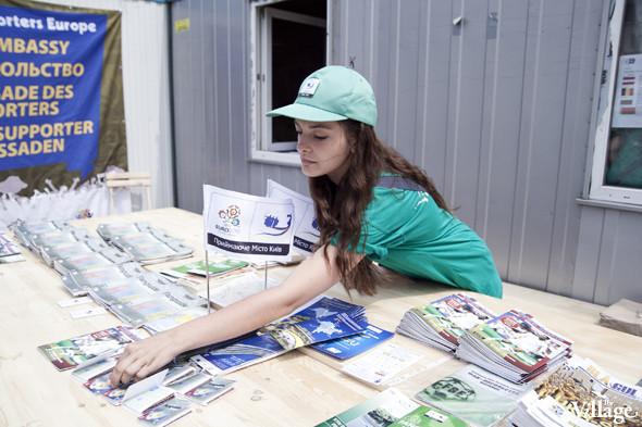 Люди в зелёном: Волонтёры — о гостях Евро-2012. Зображення № 14.