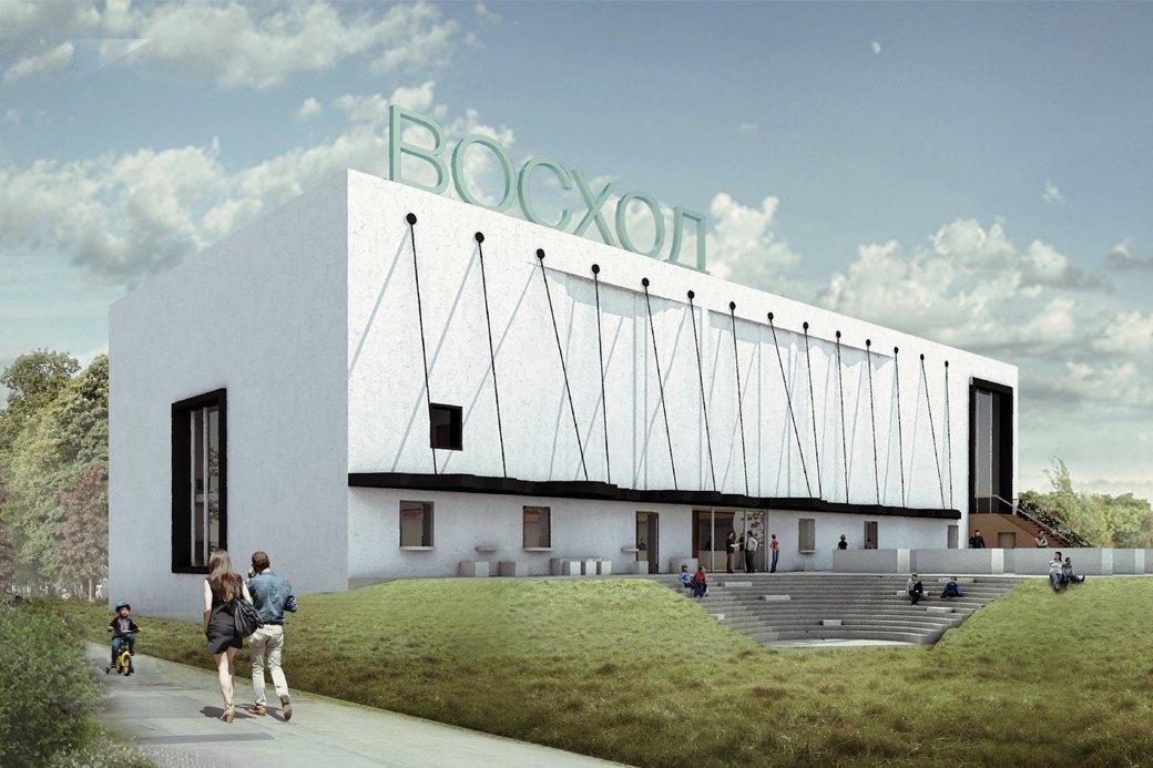 Как бюро SVESMI предлагает переделать московские кинотеатры. Изображение № 8.