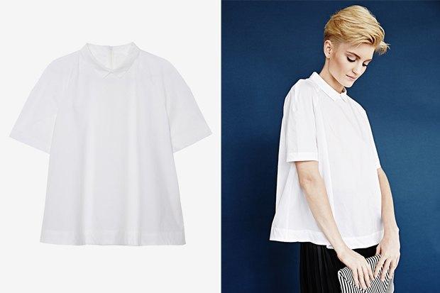 Где купить женскую рубашку: 9вариантов отодной до35тысяч рублей. Изображение № 7.
